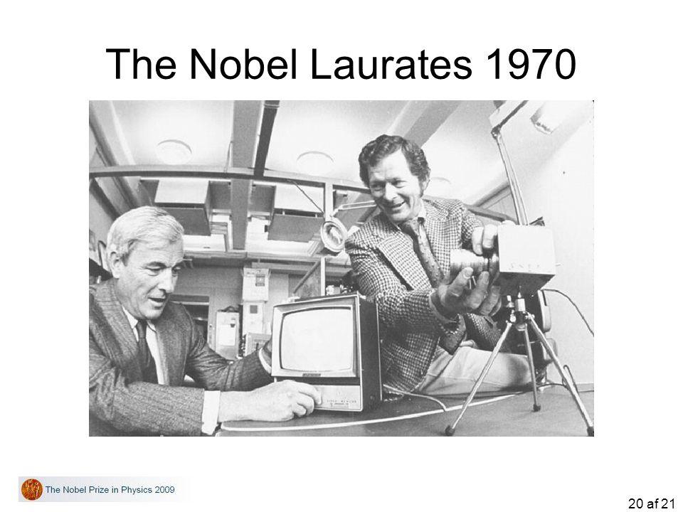20 af 21 The Nobel Laurates 1970