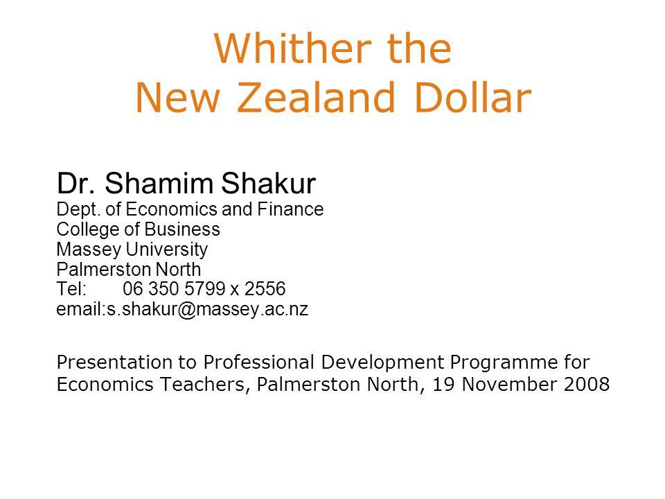 19/11/2008Dr S Shakur12 Should we be concerned.