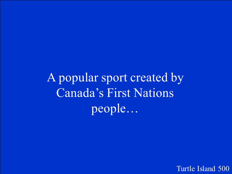 What is the Six Nations Iroquois Confederacy? Turtle Island 400
