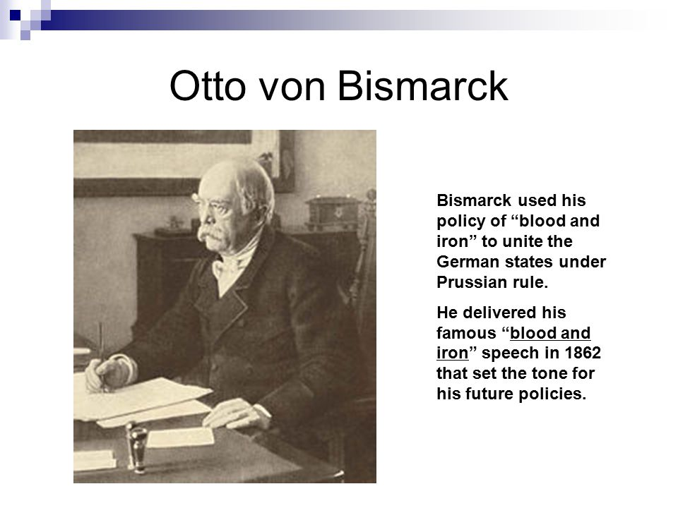 Austro-Prussian War Bismarck created an excuse to attack Austria (1866) Austro-Prussian War lasted seven weeks (Seven Weeks War) Prussia won and annexed (take control of) several north German states The annexation was part of Bismarck's plan to unite German-speaking peoples into one big nation In France, the Prussian victory angered Napoleon III A growing territorial rivalry between Prussia and France led to the Franco-Prussian War of 1870
