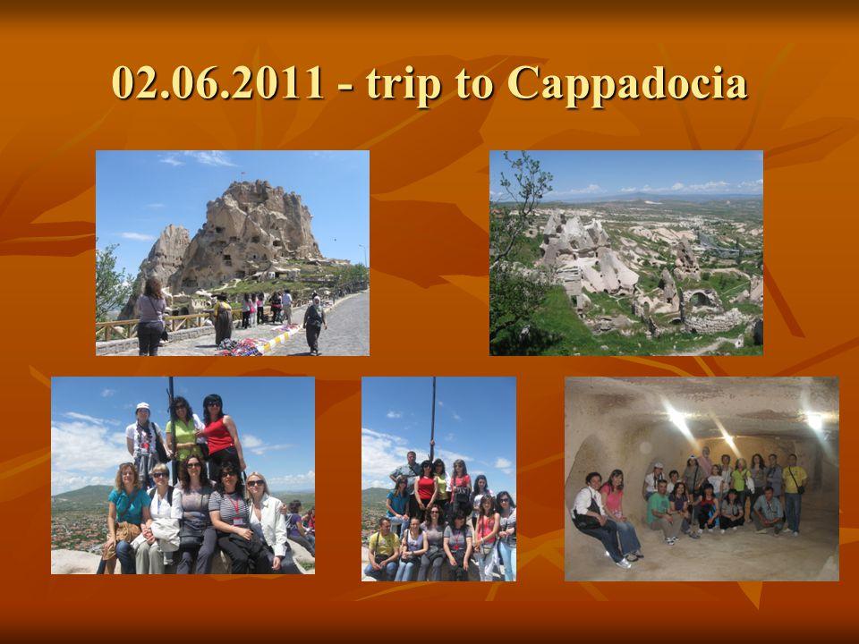02.06.2011 - trip to Cappadocia