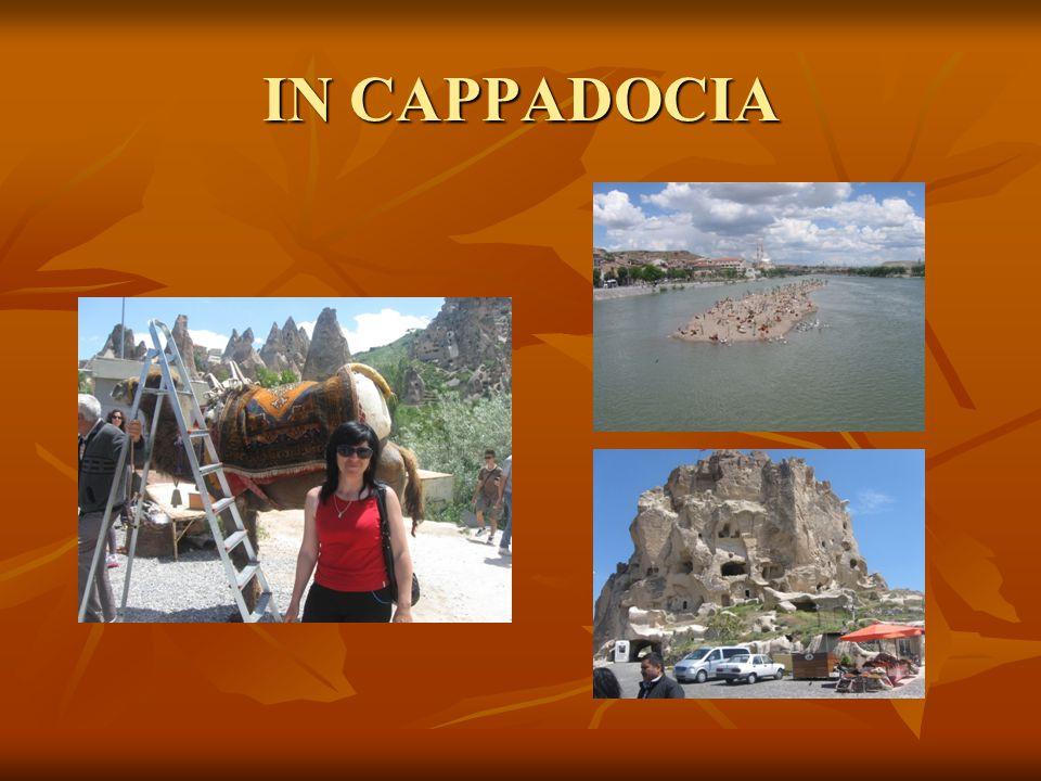 IN CAPPADOCIA