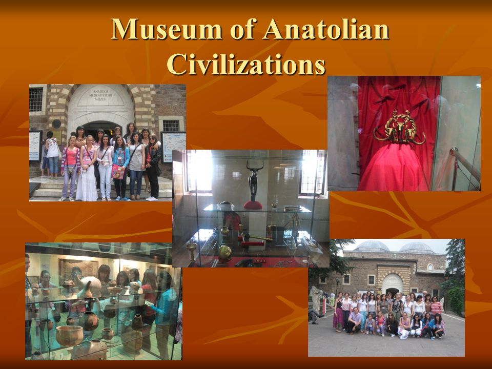 Museum of Anatolian Civilizations Museum of Anatolian Civilizations