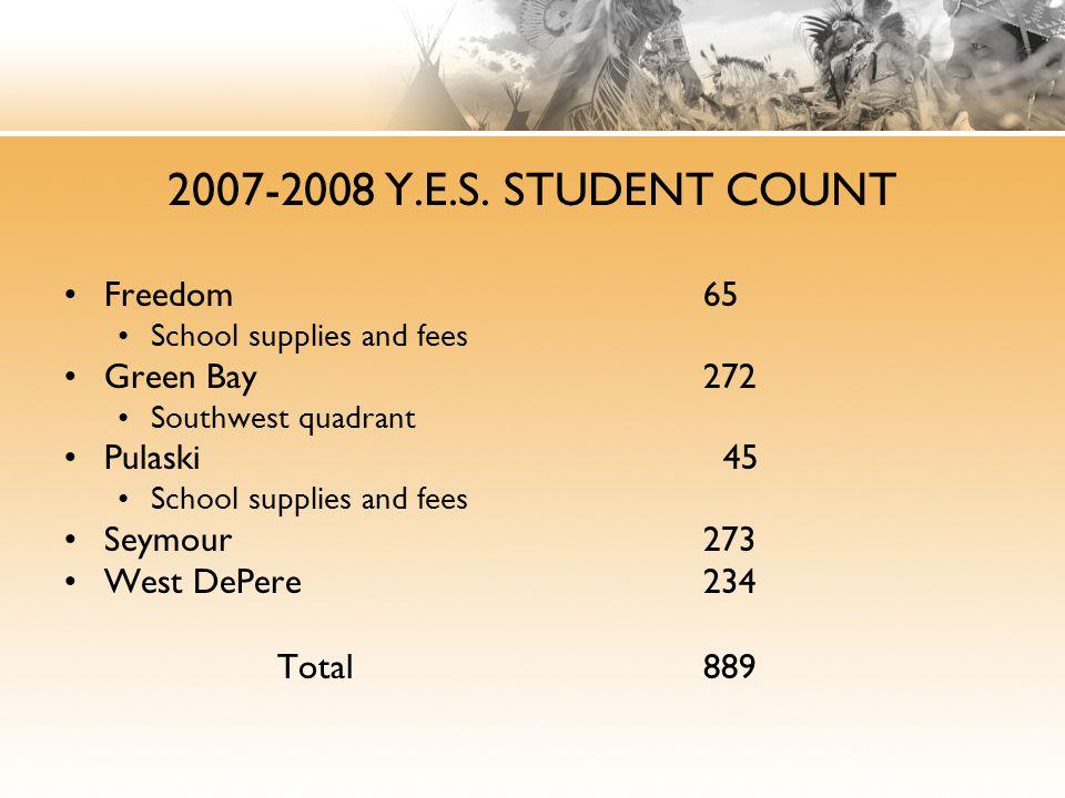 2007-2008 Y.E.S.