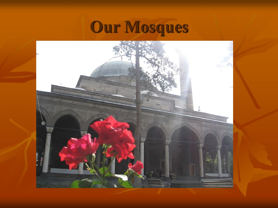 Our Mosques