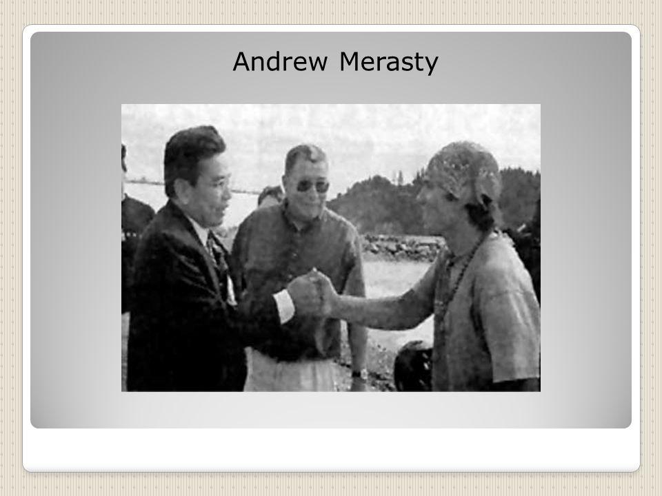 Andrew Merasty