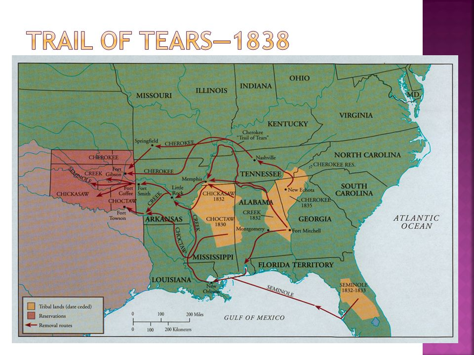  US Westward expansion bad for Native Americans  As US added new territory, N.