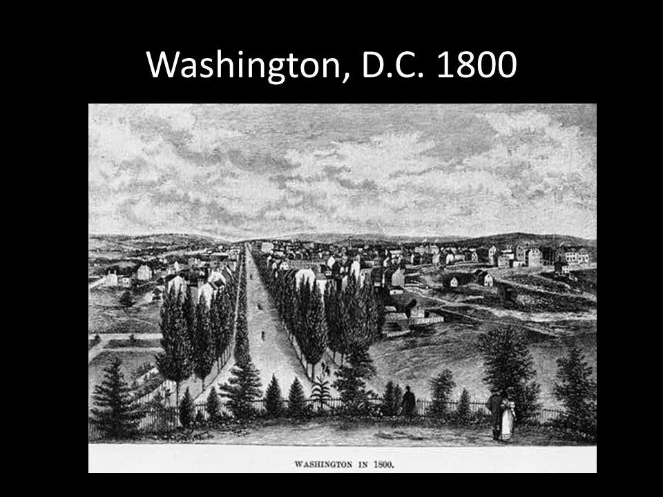 Washington, D.C. 1800