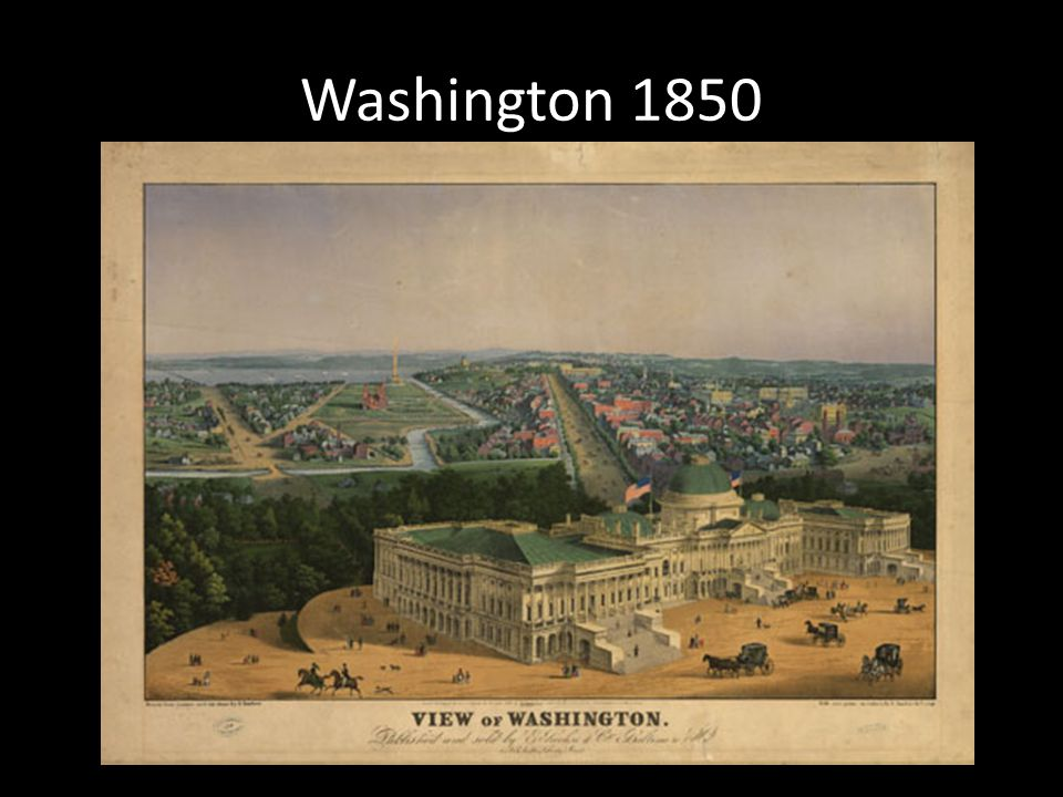 Washington 1850