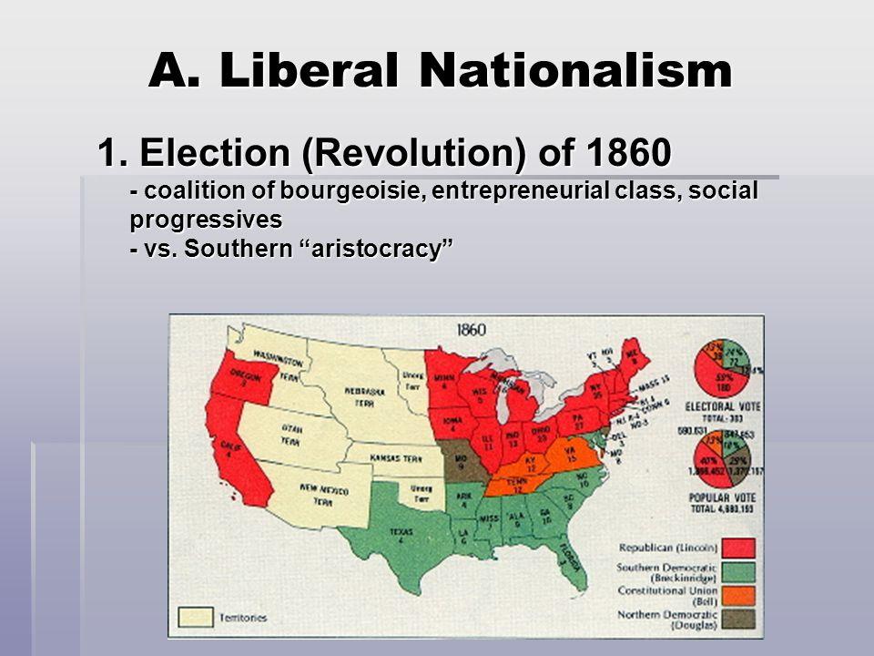 A. Liberal Nationalism 1.