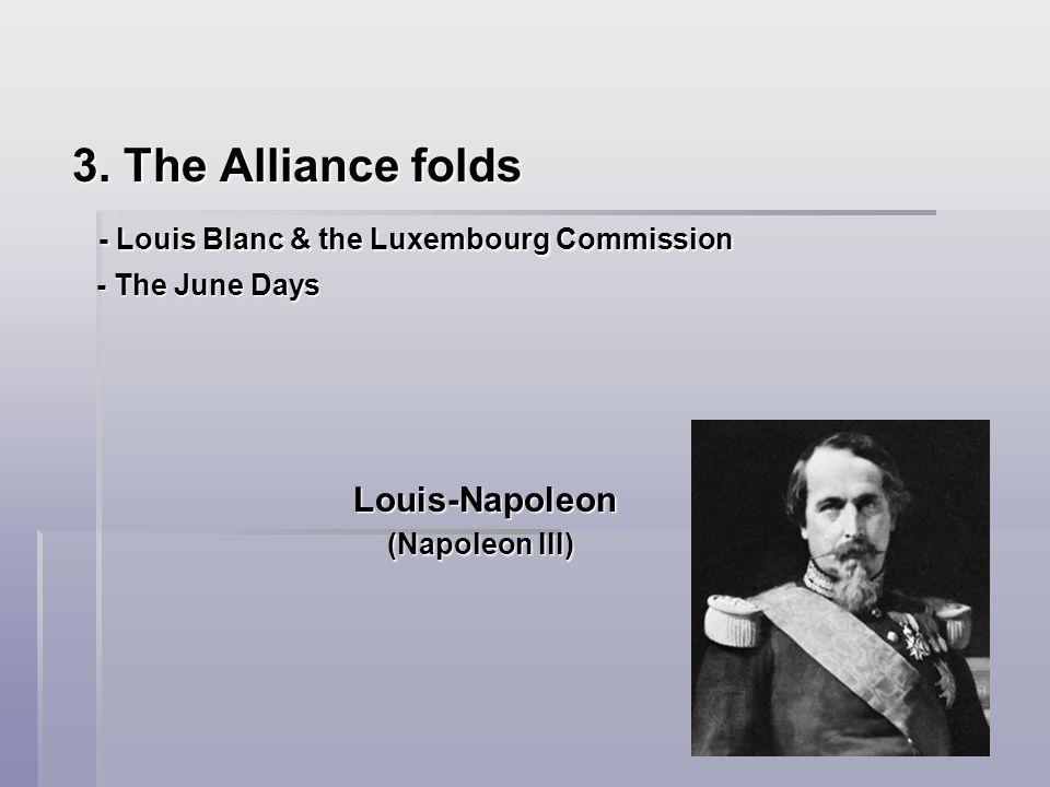 C.Unification comes 1.1860, Cavour undercuts Garibaldi - radicals agree to Italian monarchy 2.