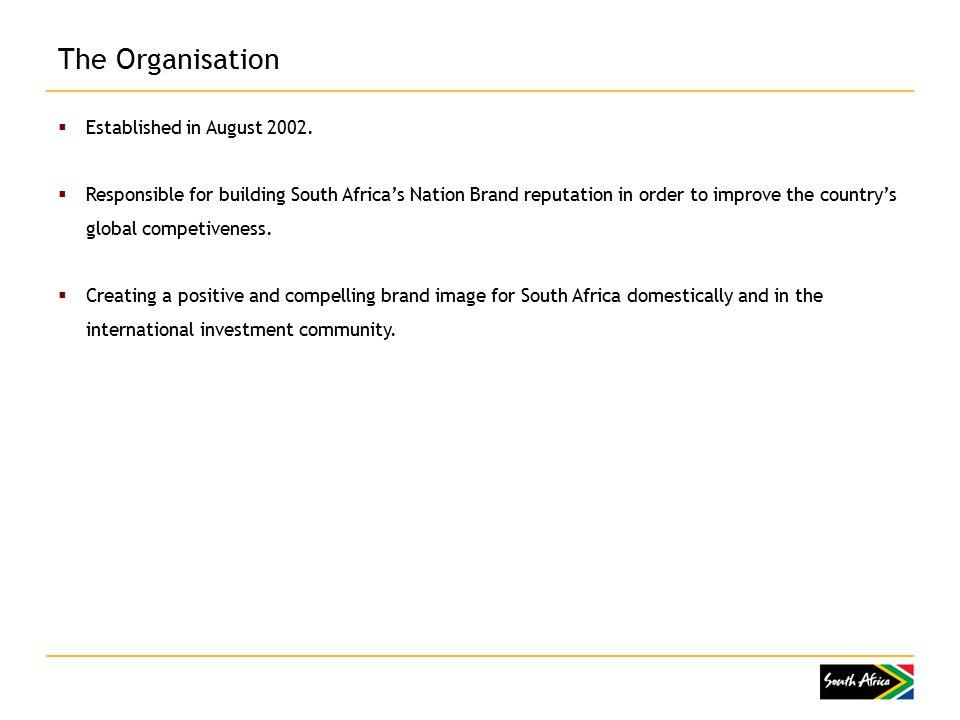  Established in August 2002.