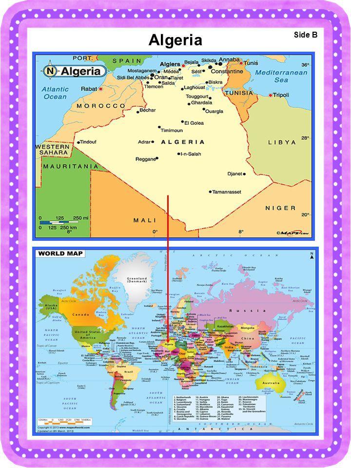 Algeria Side B