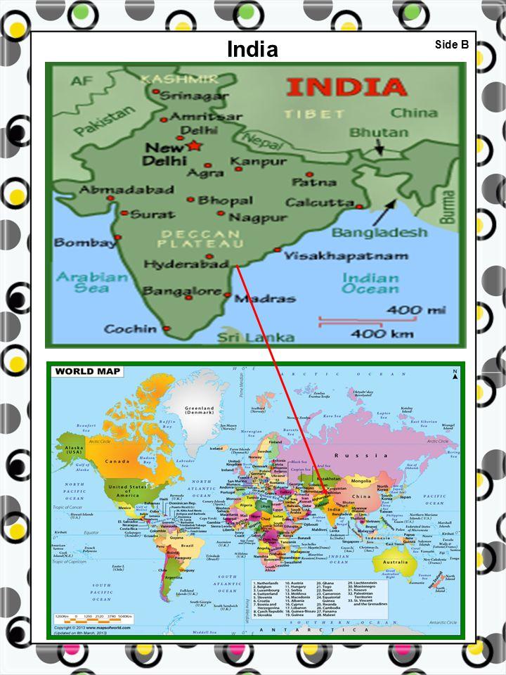 India Side B