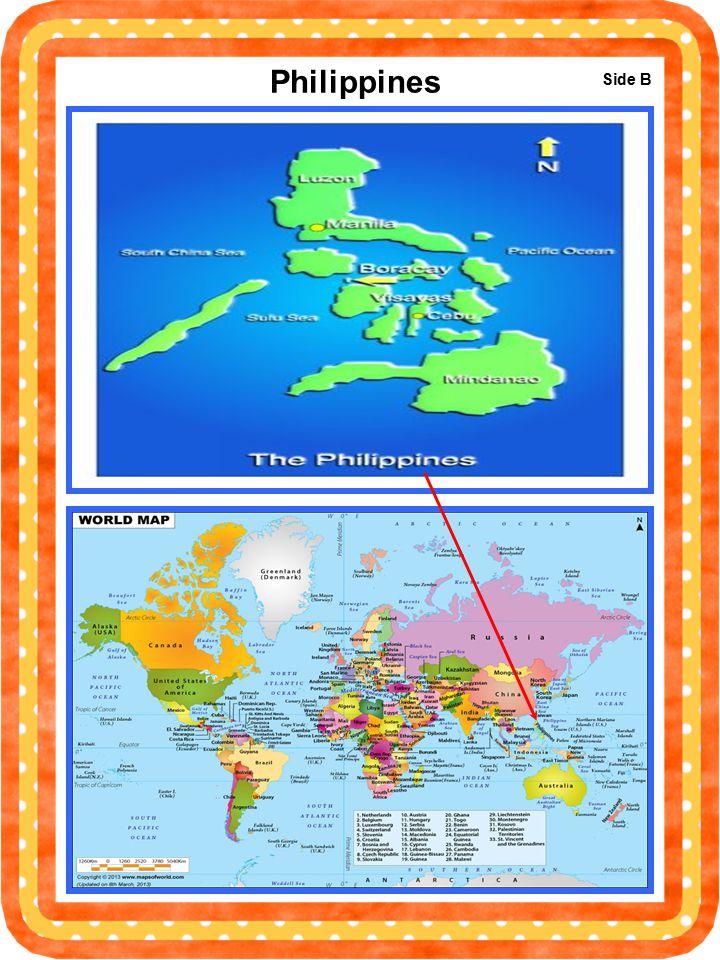 Philippines Side B