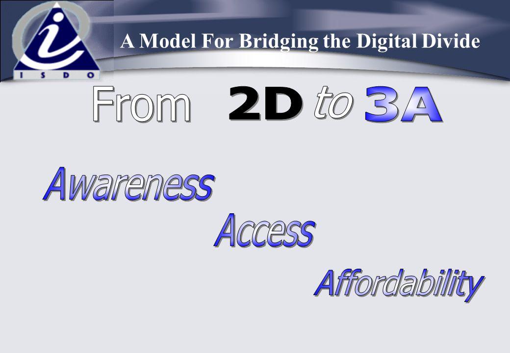 A Model For Bridging the Digital Divide