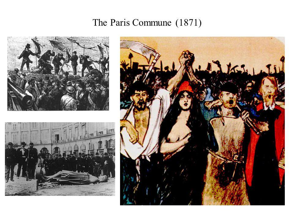 The Paris Commune (1871)