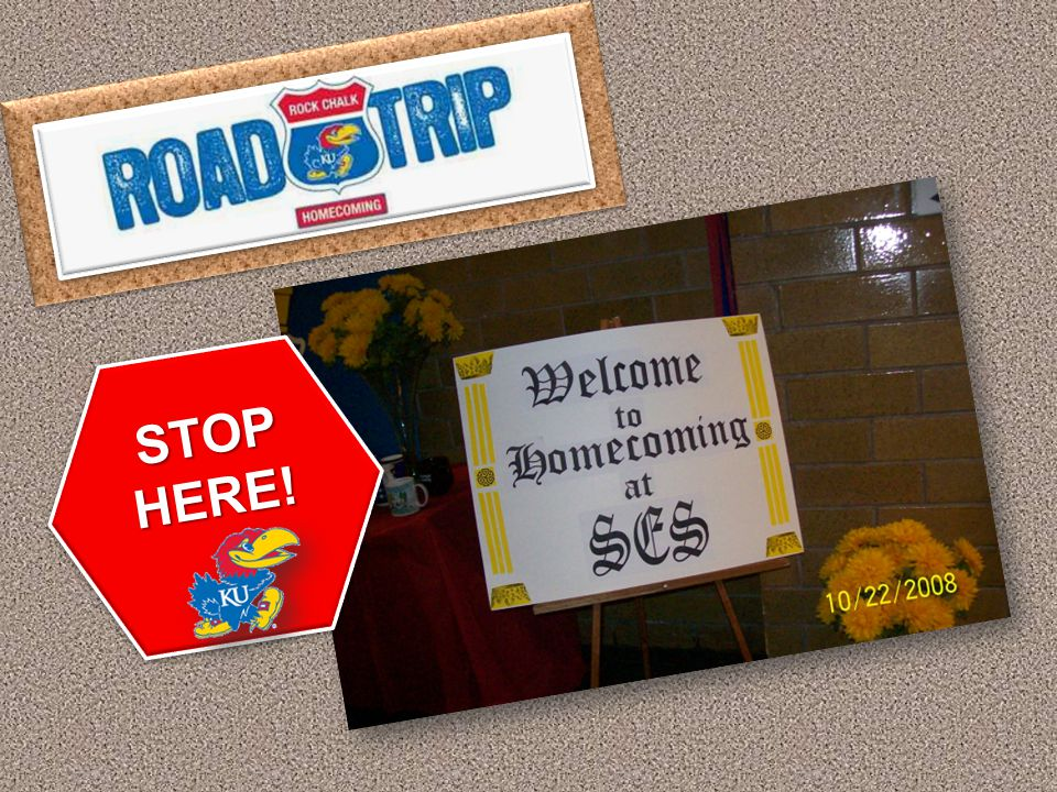 STOP HERE! A GREAT PLACE TO BE!
