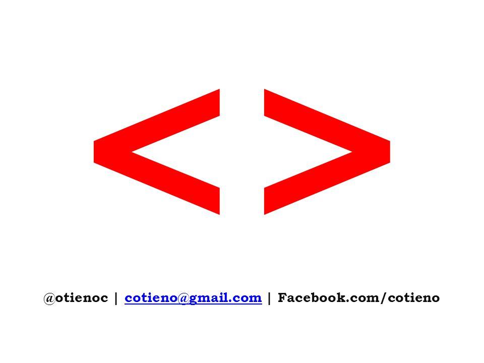 <> @otienoc | cotieno@gmail.com | Facebook.com/cotienocotieno@gmail.com