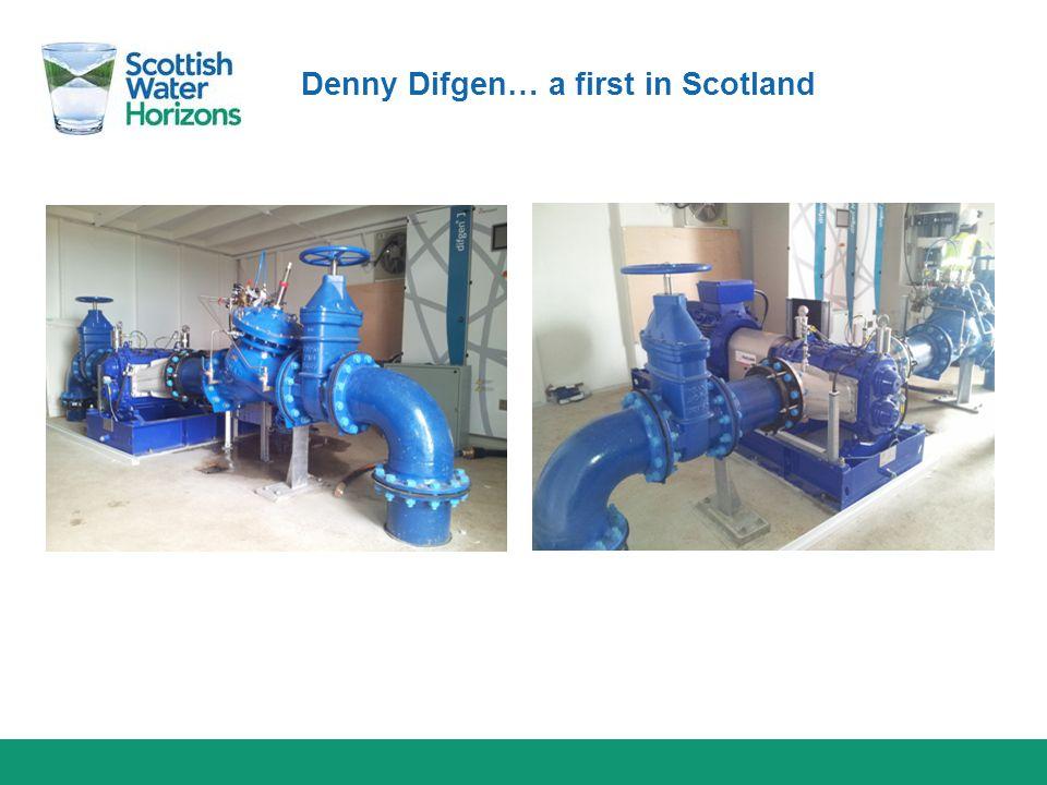 Denny Difgen… a first in Scotland