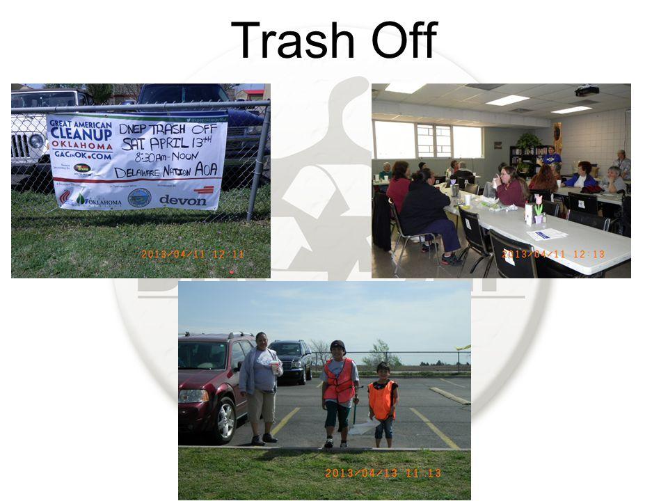 Trash Off