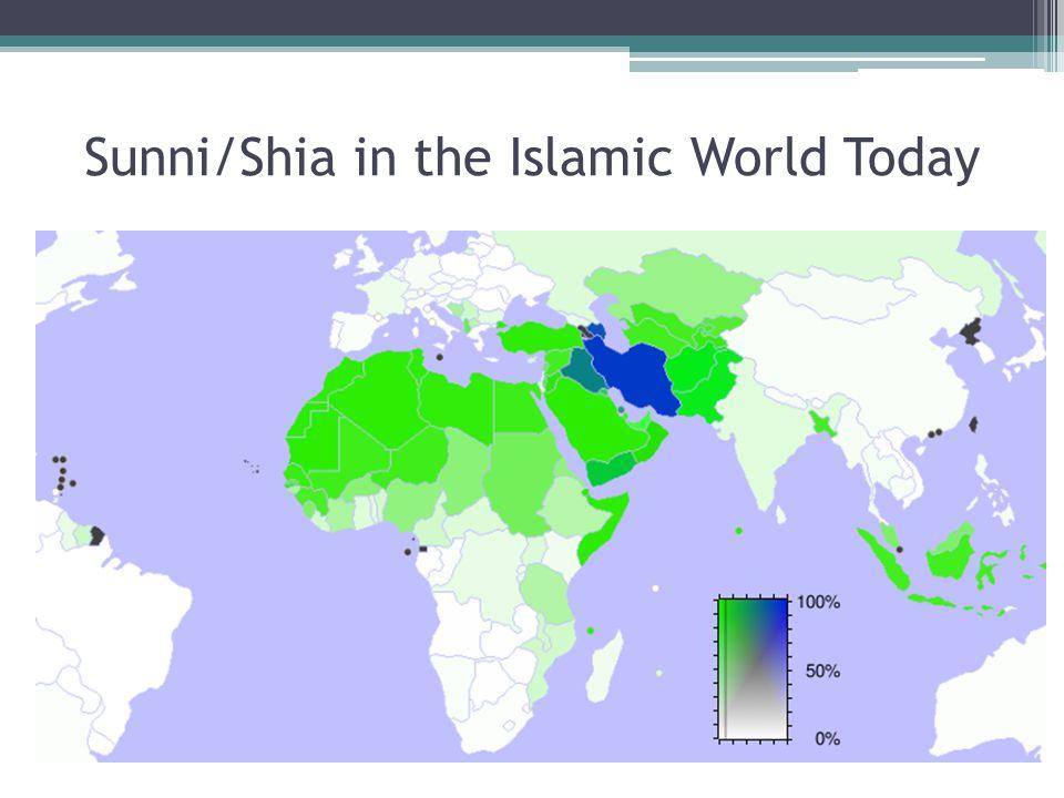 Sunni/Shia in the Islamic World Today