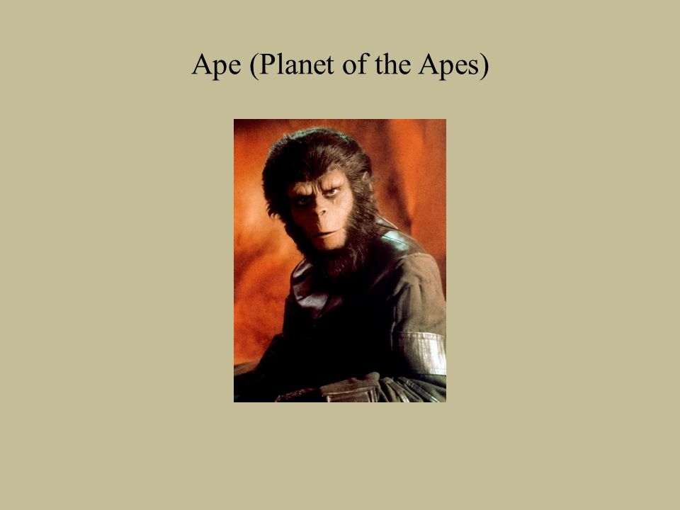 Ape (Planet of the Apes)