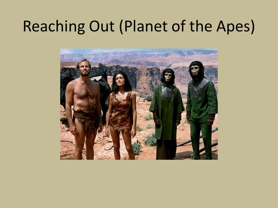 Reaching Out (Planet of the Apes)