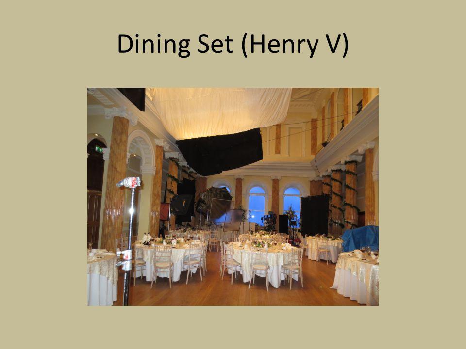 Dining Set (Henry V)