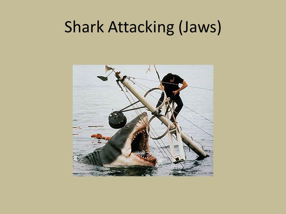 Shark Attacking (Jaws)