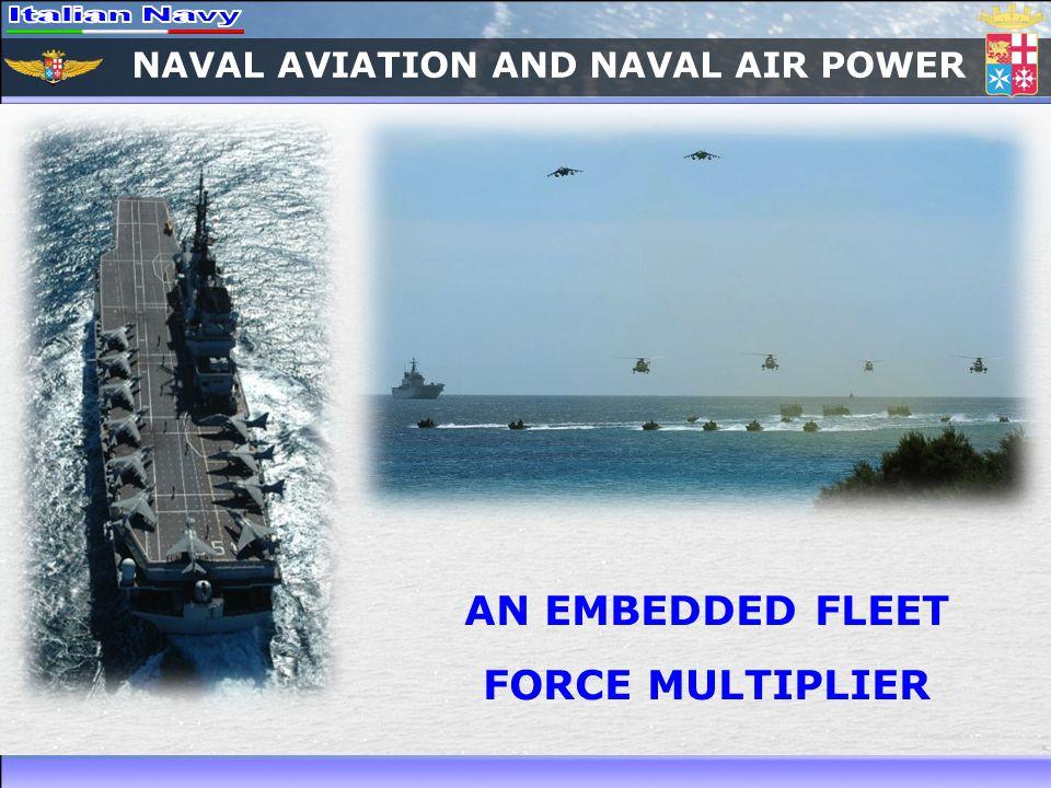 NAVAL AVIATION AND NAVAL AIR POWER AN EMBEDDED FLEET FORCE MULTIPLIER