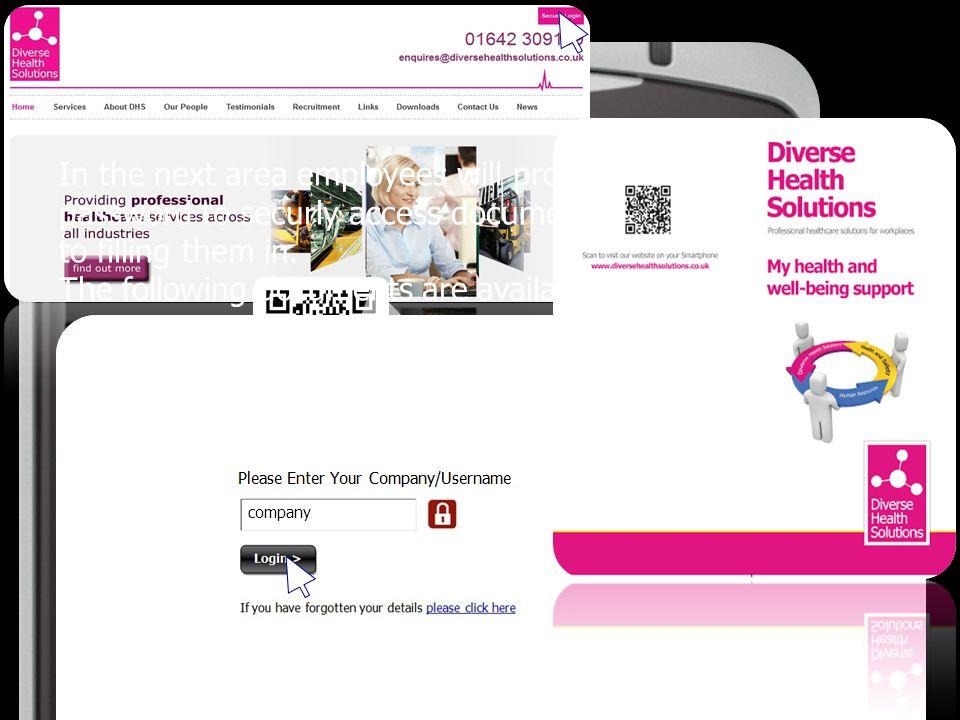 Client Document Portal Demo
