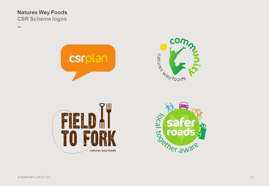 _ © VGROUP CASE STUDY Natures Way Foods CSR Scheme logos 13