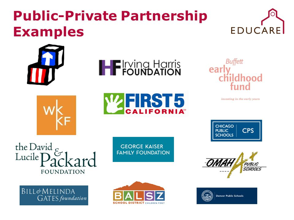 Public-Private Partnership Examples
