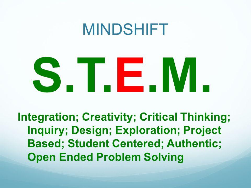 MINDSHIFT S.T.E.M.