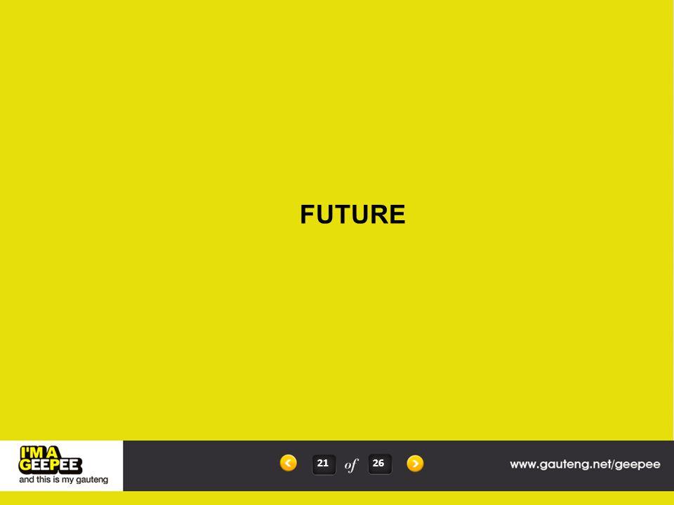 FUTURE 21 26