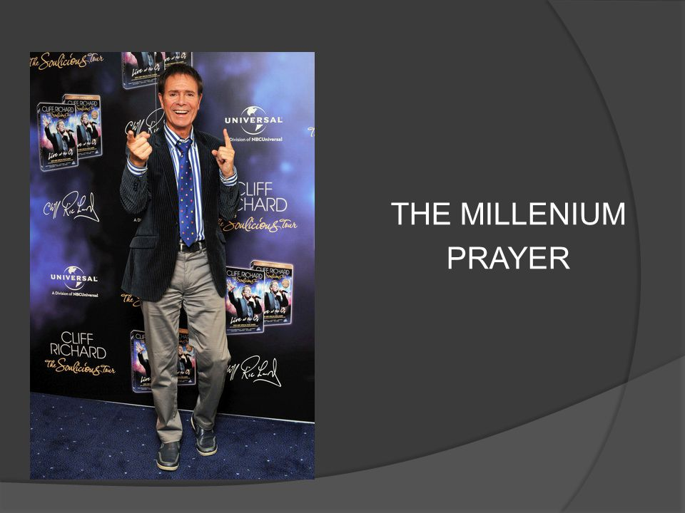 THE MILLENIUM PRAYER