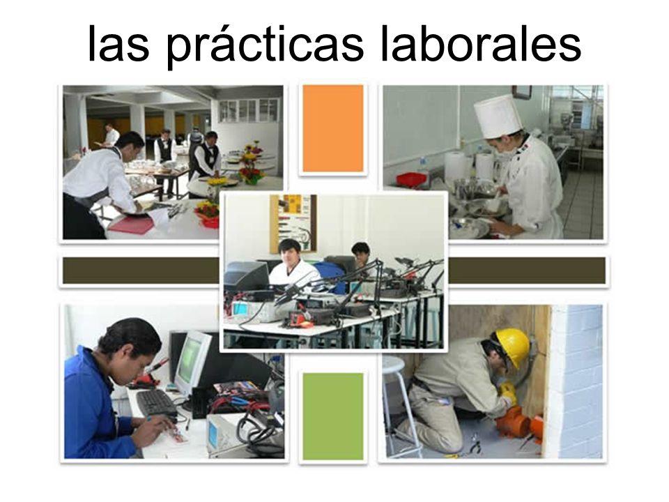 las prácticas laborales