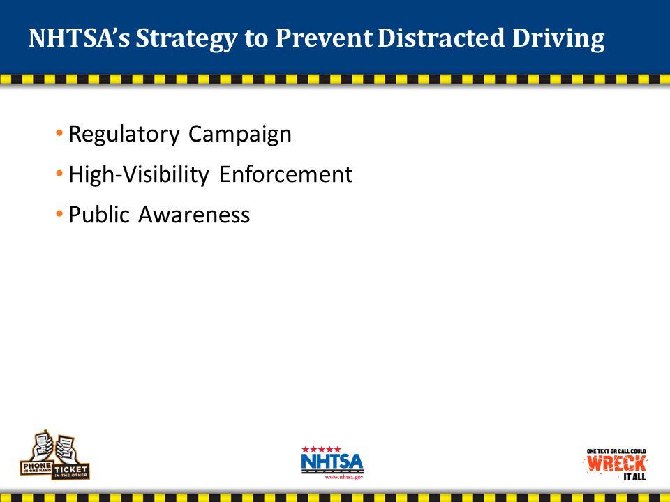 NHTSA Mazda Racing Team Ad Council NOYS Project Yellow Light