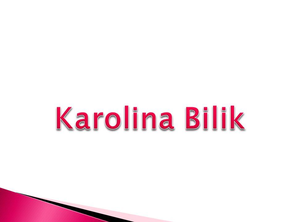 Hello .My name is Karolina. I'm thirteen years old and I go to the six grade.