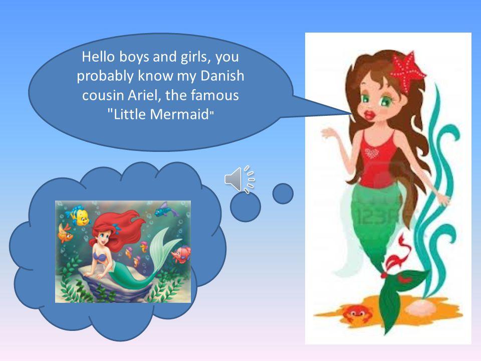MARINA The little mermaid
