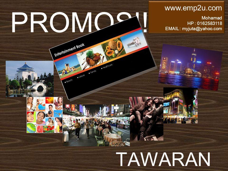 TAWARAN HEBAT!. PROMOSI!.