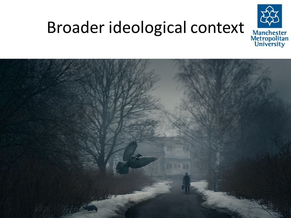 Broader ideological context
