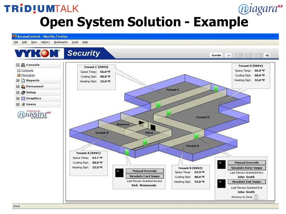 13 Open System Solution - Example
