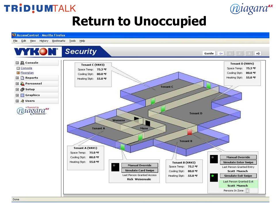 18 Return to Unoccupied