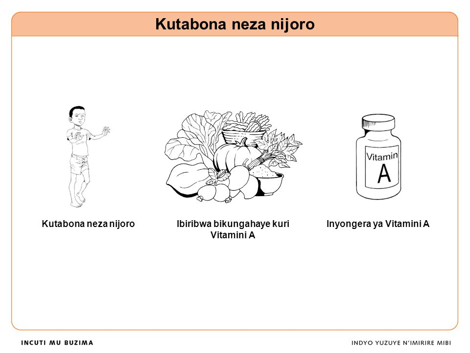 Kutabona neza nijoro Ibiribwa bikungahaye kuri Vitamini A Inyongera ya Vitamini A