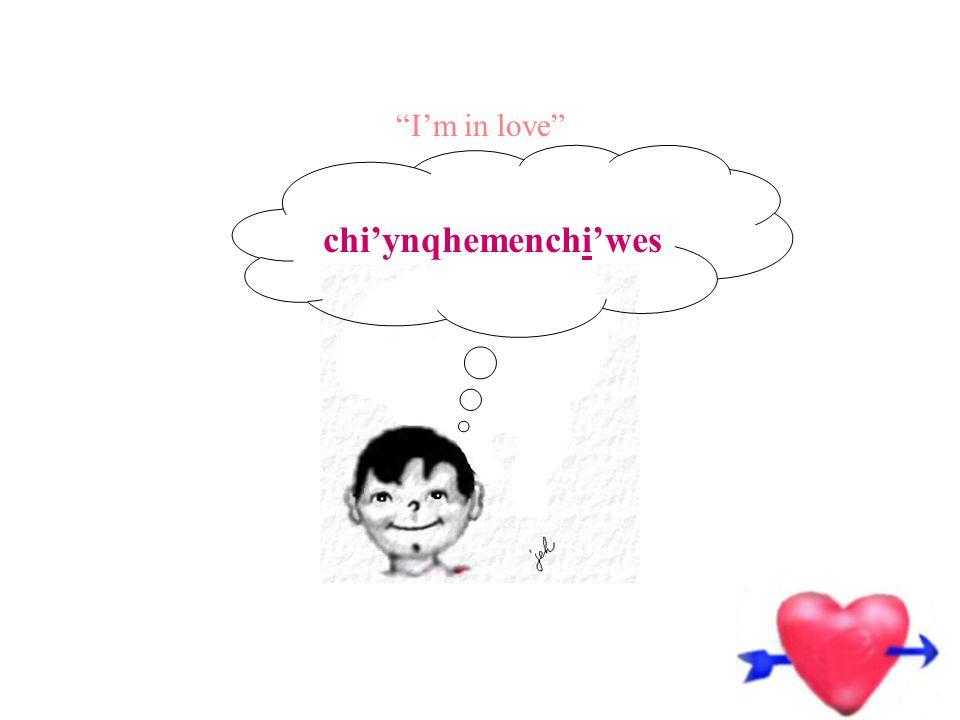 epł qhementsutn she has someone she loves