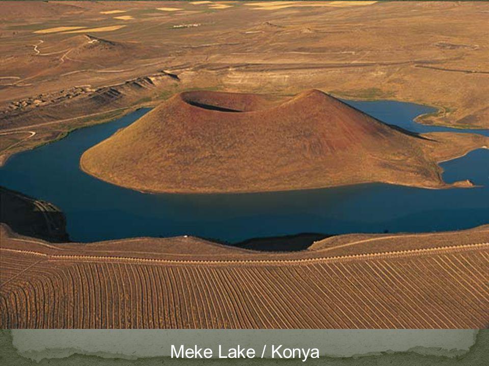 Meke Lake / Konya