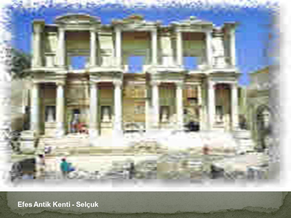 Efes Antik Kenti - Selçuk