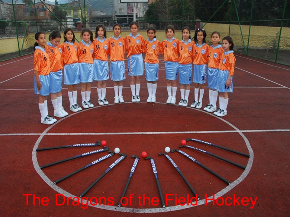 The Dragons of the Field Hockey.